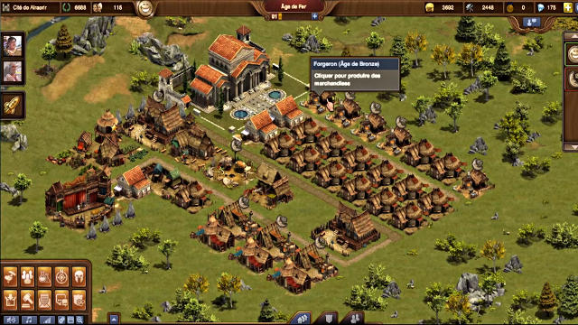 Forge of Empires - Image du Jeu
