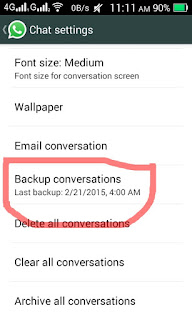 Access Two Whatsapp Account in one device