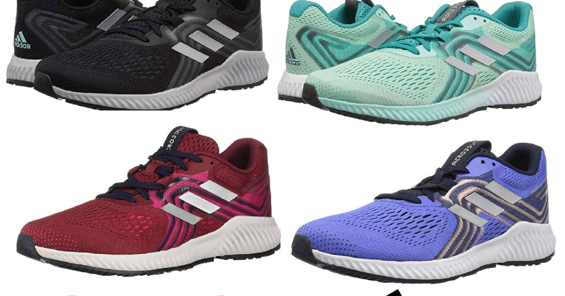 newest a33cb d49ff Adidas Womens Aerobounce 2 Sneakers 20-25 (Reg 69) + Free Shipping   Free Shipping On Returns