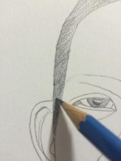 วาดภาพเหมือนลายเส้น