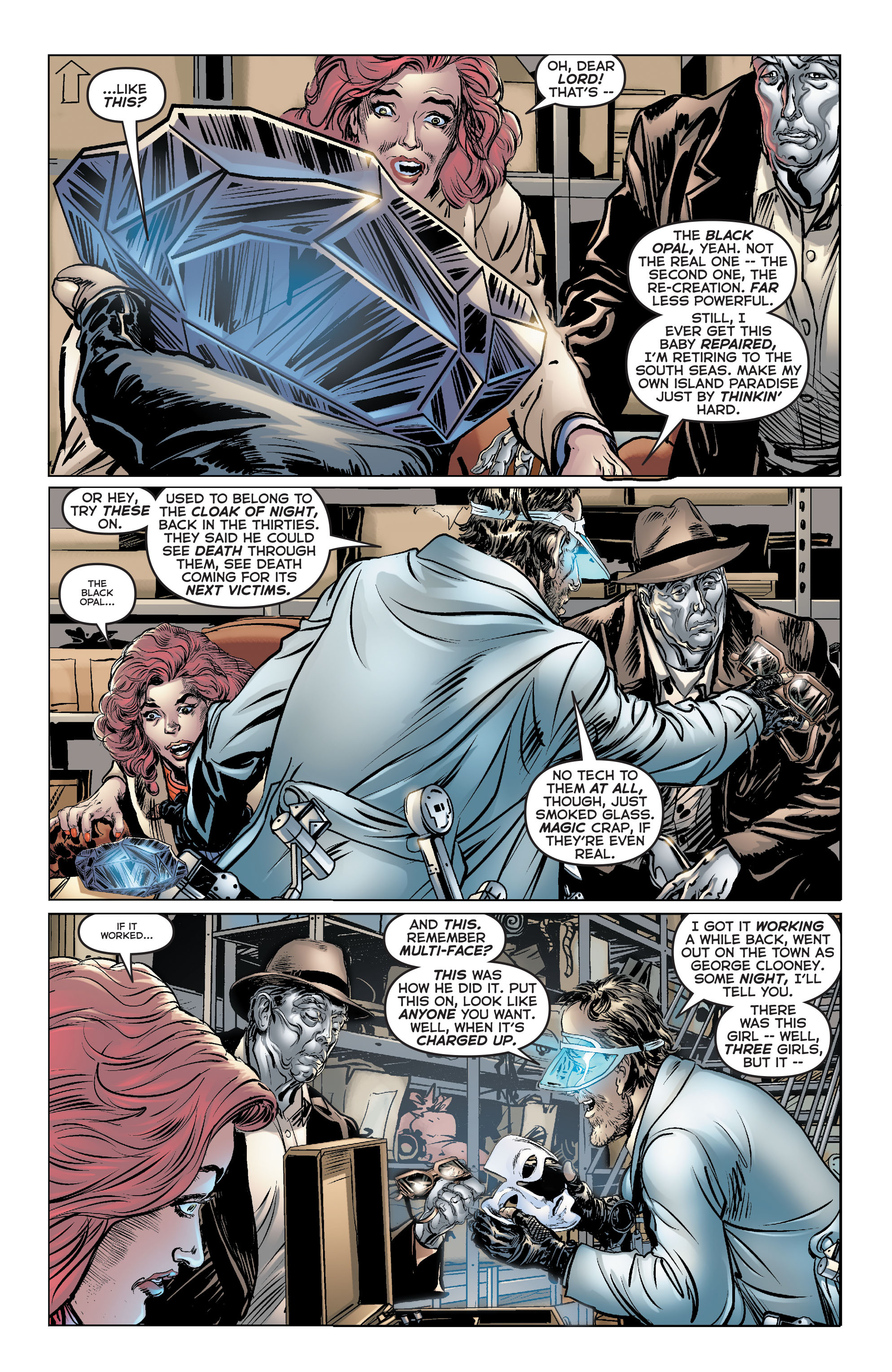 Read online Astro City comic -  Issue #33 - 12