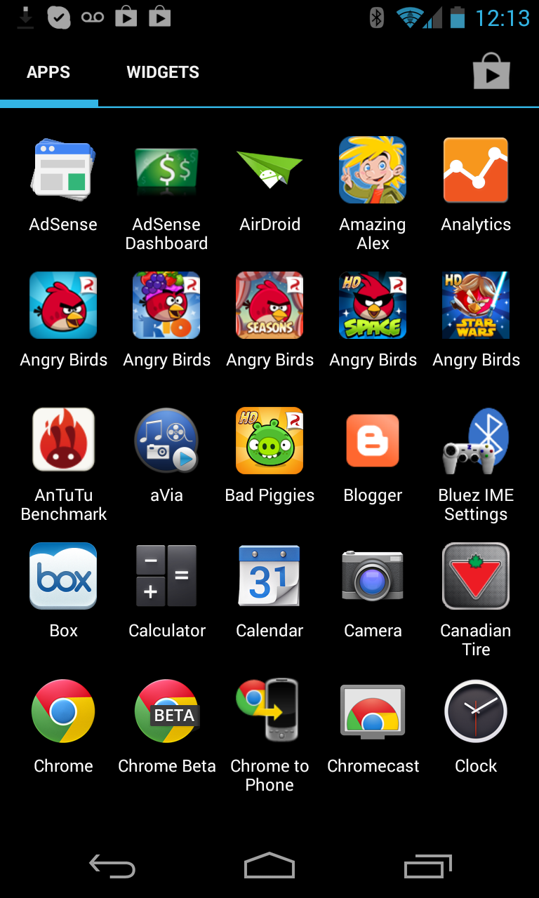 Interesting Android Apps