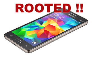 Cara Root Samsung Grand Prime Lolipop