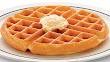 Resepi Waffle Lembut dan Rangup Sukatan Cawan