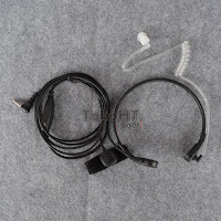 Handsfree Headset ThroatMic Touring HT Yaesu VX-3R VX-5R