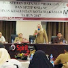 Dinas Kesehatan Kota Makassar Selenggarakan Pelatihan SP2TP