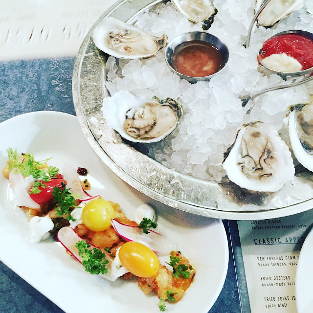 b&g oysters boston south end
