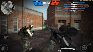 Bullet Force Mod Apk v1.08 (Unlimited Money)