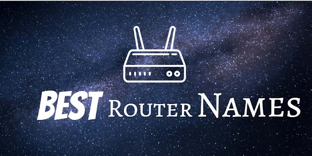 Best Router Names