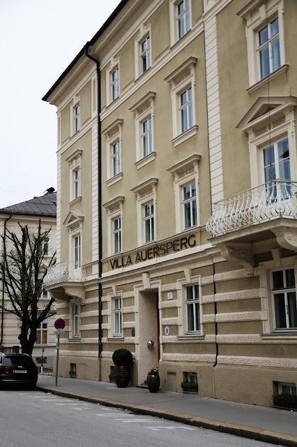 Hotel Auersperg Salzburg Austria Itävalta