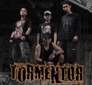 Tormentor Band Technical Death Metal Tangerang Banten Foto logo Artwork Wallpaper