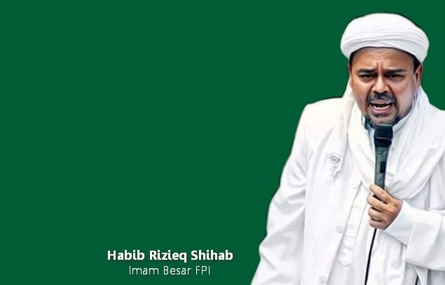 Imam Besar FPI Habib Rizieq: Jika Saya Dibunuh, Perjuangan Ini Harus Terus Dilanjutkan