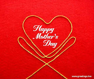 Happy Mothers Day Greetings Image.