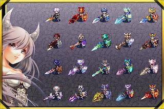 Gods War 2 Hd Reborn Mod Apk