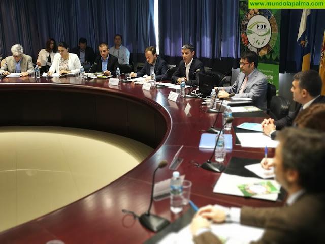 La ejecución del PDR superará los 120 millones de euros a final de año, el 70% de su financiación total