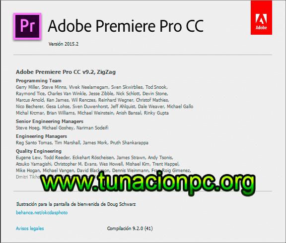 Adobe Premiere Pro CC 2015 Imagen