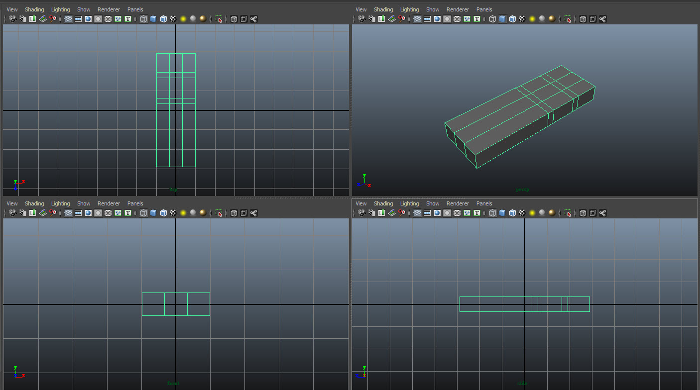USB Modeling 01