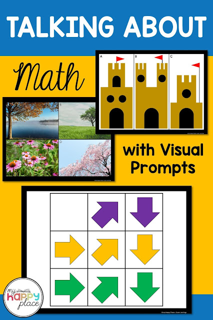Talking About Math with Visual Prompts