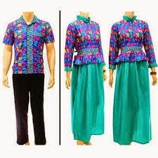 Trend Baju Batik Couple