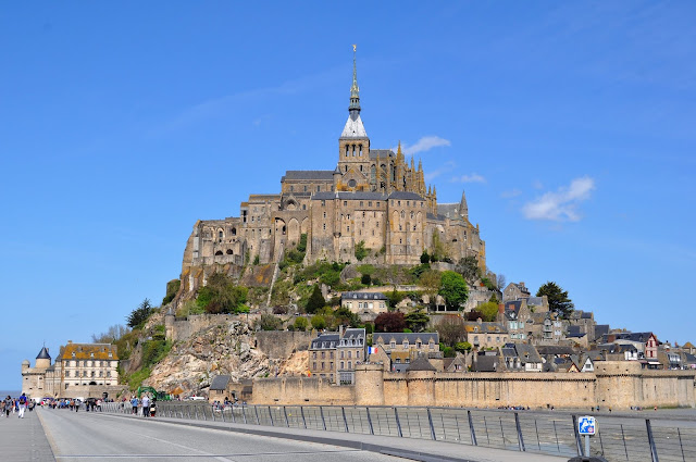 Notes from France - Mont St Michel