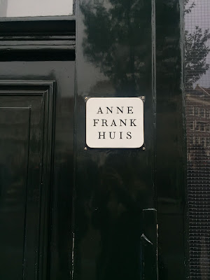 Anne Frank's house Amsterdam