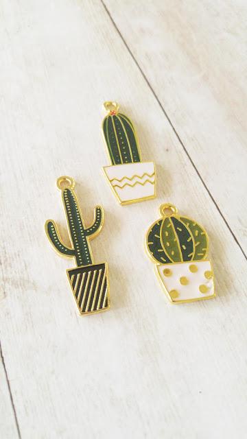 Cactus Pendants