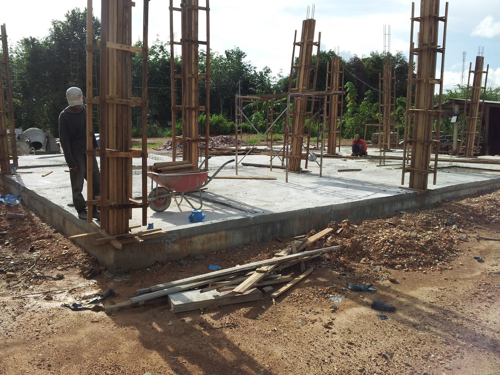Seperti Yang Dirancangkan Sebelum Ini Selepas Hari Raya Aidilfitri 2017 Pembinaan Rumah Dimulakan Setakat 07 09 Sebanyak 10 Berjaya