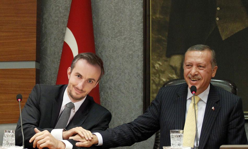 Erdogan Und Böhmermann