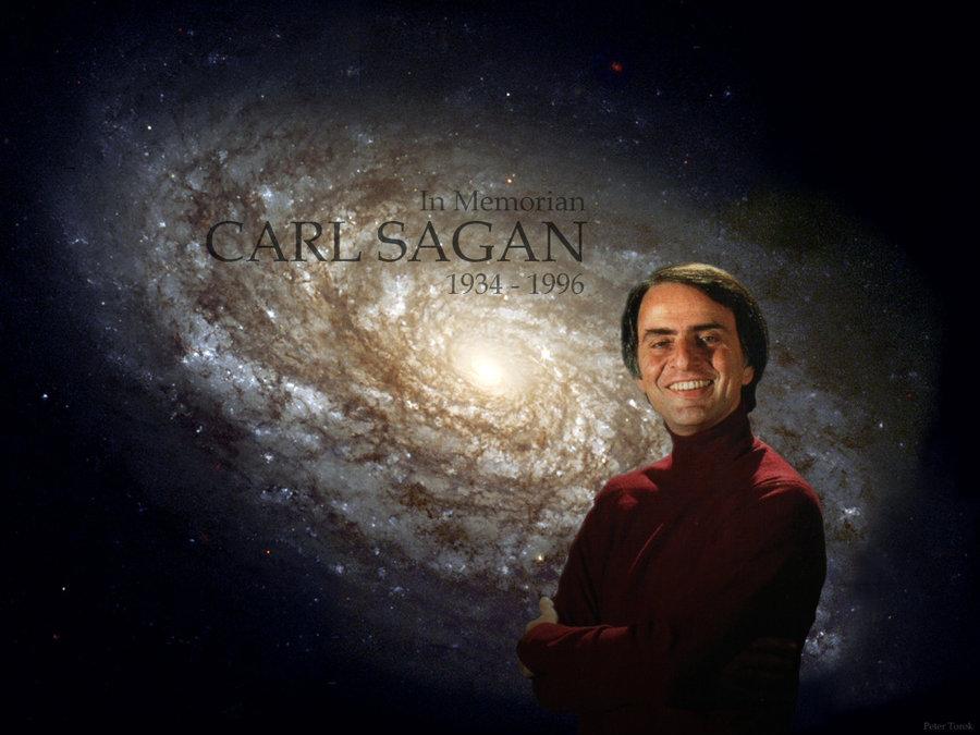 """Hiperdoxa: """"Contacto"""", del autor Carl Sagan"""