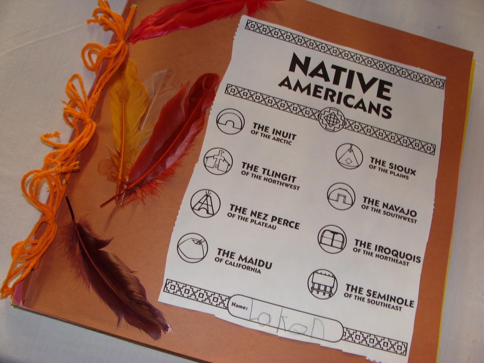 Magnificent Me Native Americans Part 1