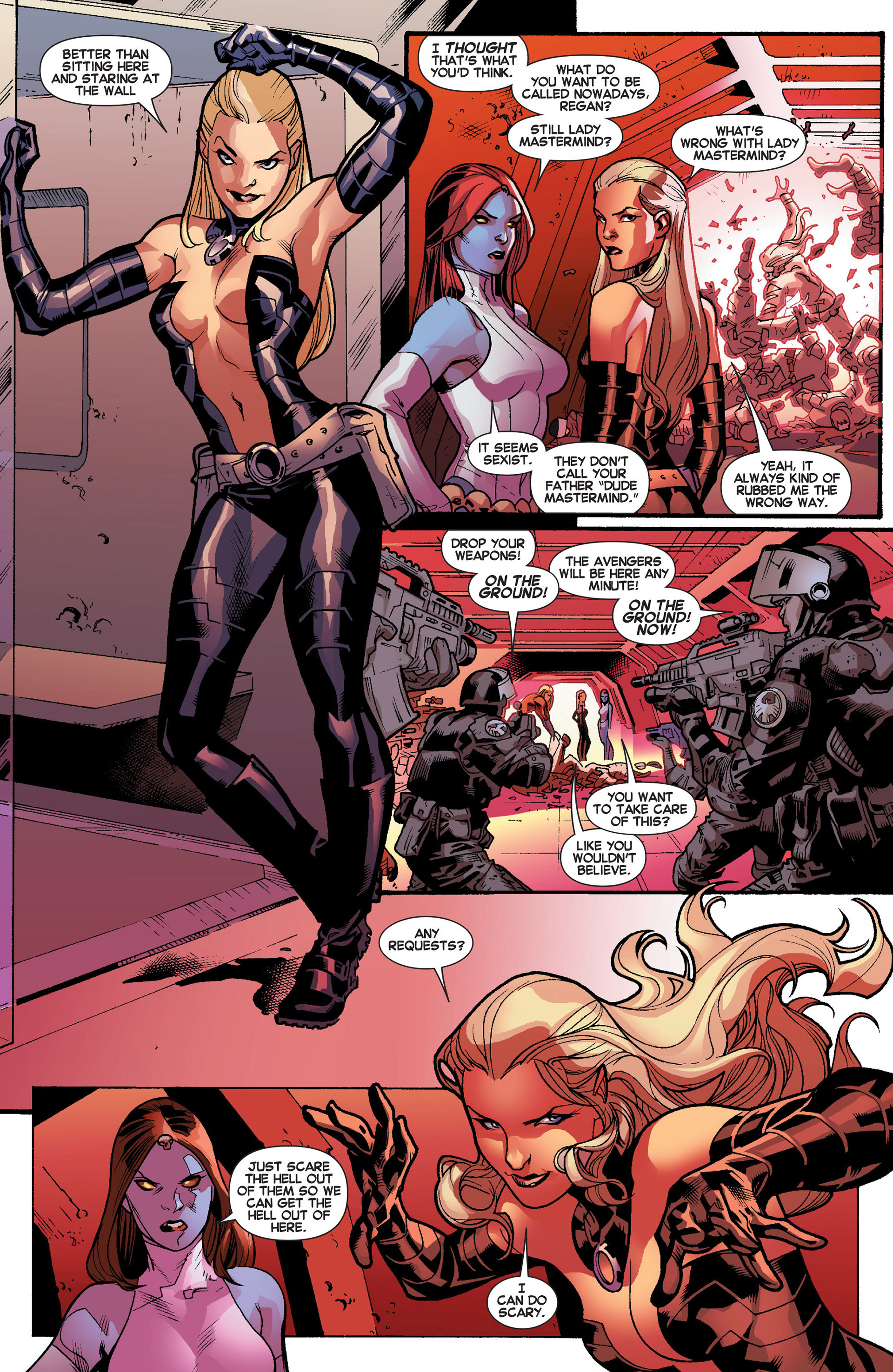 Read online All-New X-Men (2013) comic -  Issue #9 - 15