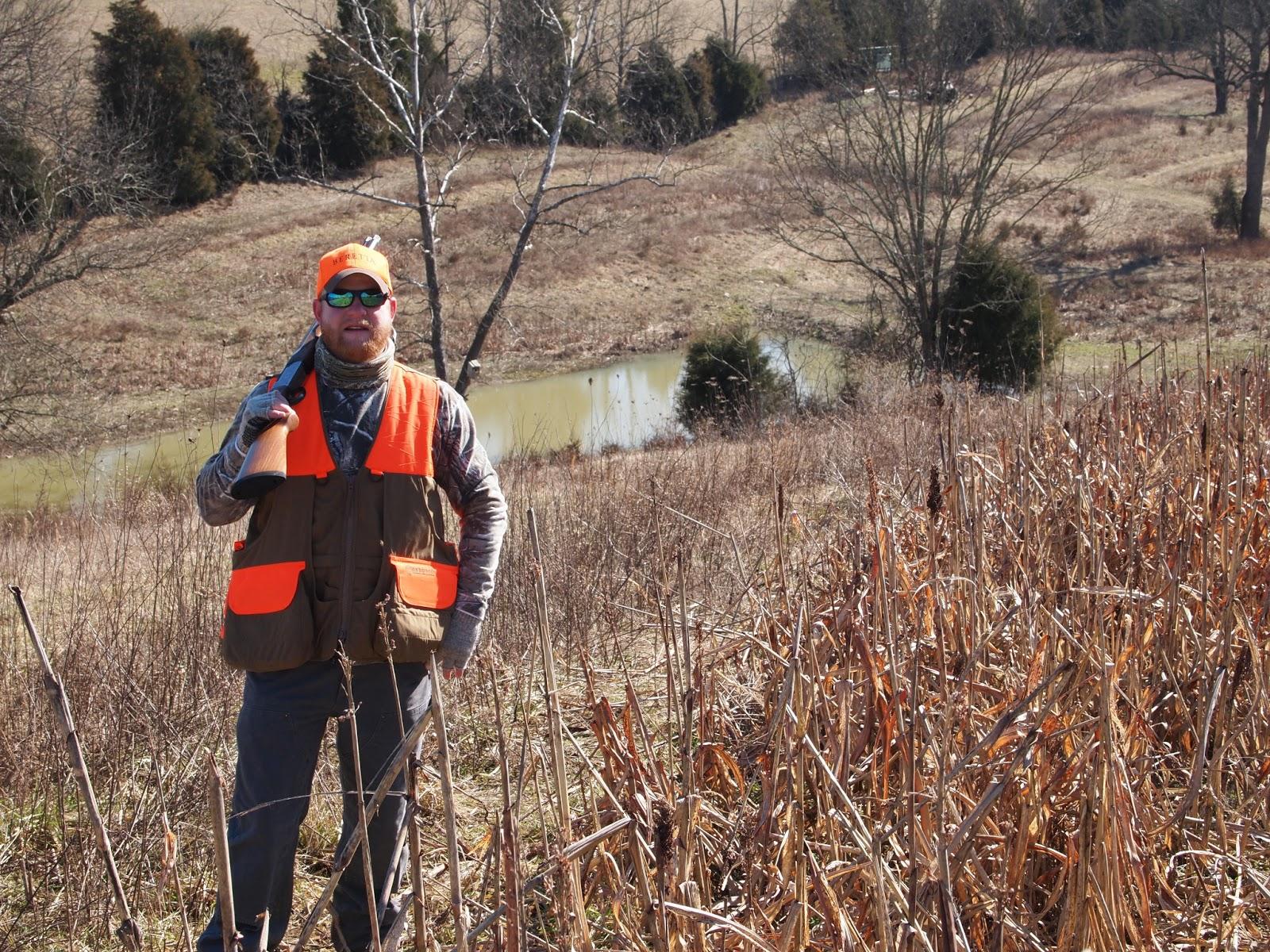 D Amp H Bird Hunting At Shag S Run
