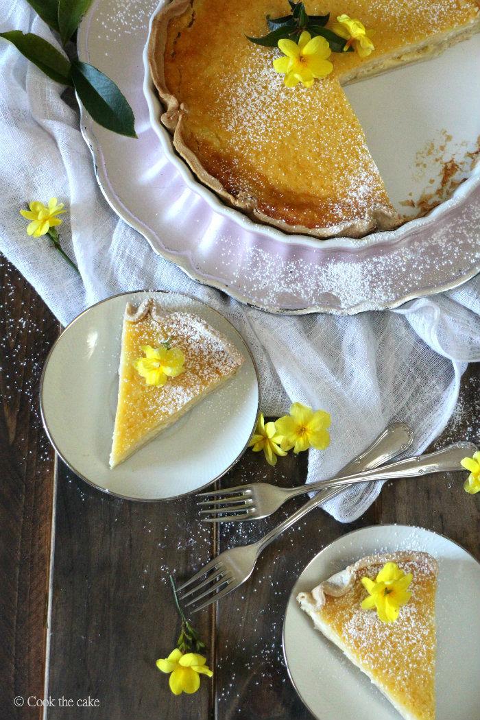 presnac, pastel-de-requeson