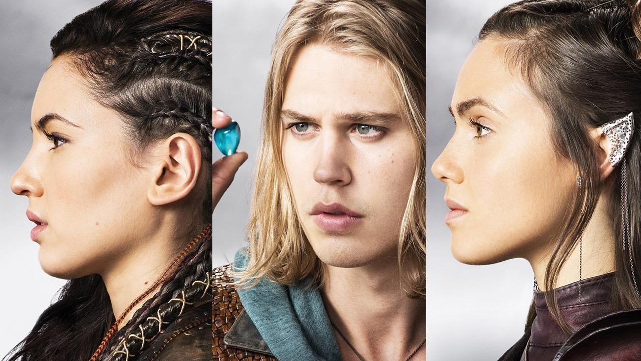 The Shannara Chronicles The Chosen Advanced Review