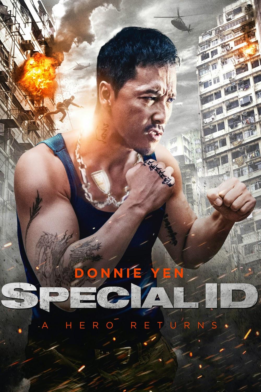 Special ID สเปเชี่ยล ไอดี พยัคฆ์ร้ายพันธุ์เก๋า [HD][พากย์ไทย]