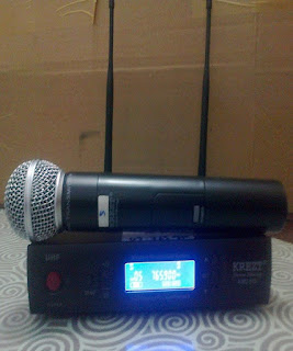 "Sewa Mic Wireless - ""Hawila Multimedia"""