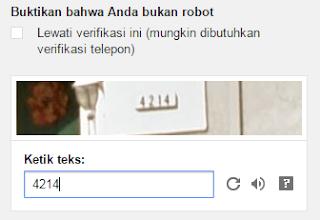 google chapcha
