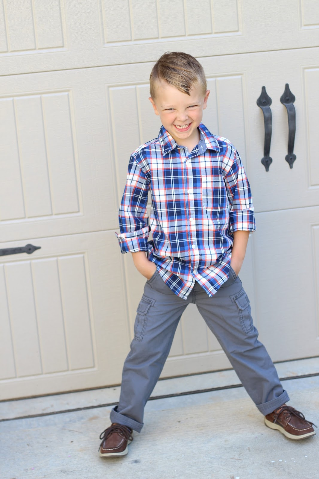 Best back to school clothing for boys