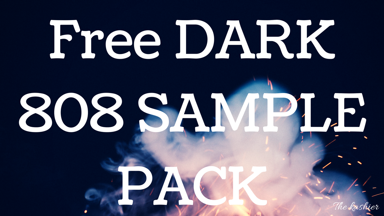 Free DARK 808 SAMPLE PACK