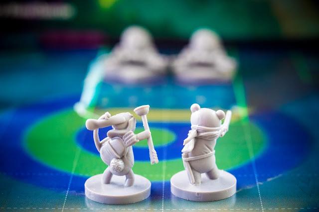 fotky hry Plyšová hlídka