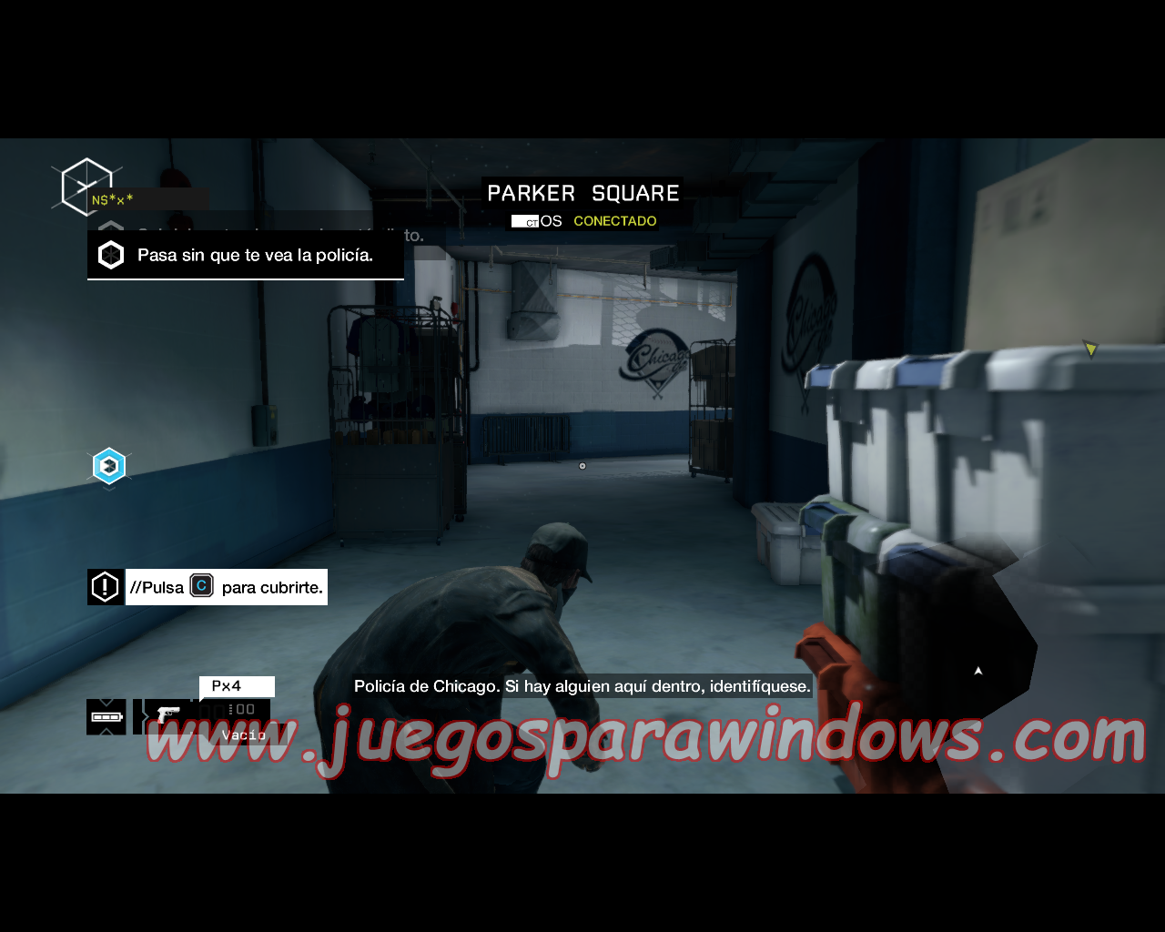 Watch Dogs Full PC ESPAÑOL Descargar (RELOADED) UPDATE v1.03.471 24