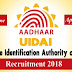 UIDAI Hiring for Any Graduate/PG || Deputy Director @ Bangalore - Apply Online