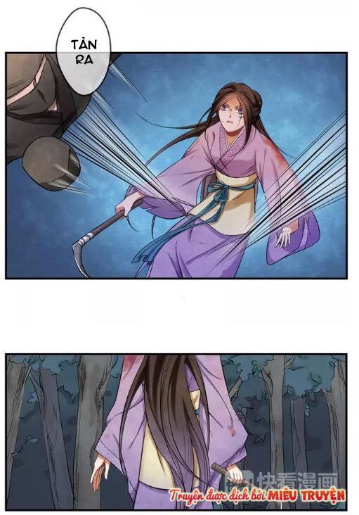 Hoàng Hậu Tại Thượng, Xin Nhận Một Lạy Của Vi Phu Chap 1