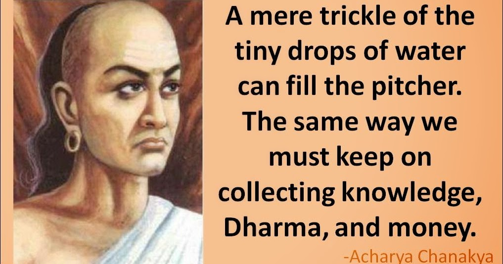 Top 10 Chanakya Quotes Photo Wallpapers in HD - The Best