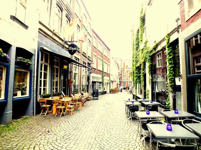 calles bonitas para ver en Maastricht