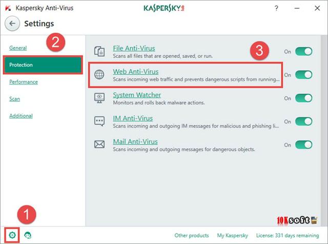 Kaspersky Antivirus 2017 Direct Download Link