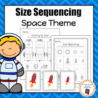 https://www.teacherspayteachers.com/Product/Space-Size-Sequencing-Worksheets-and-Activities-2996996