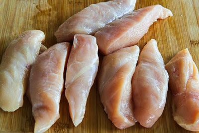 Alice Springs Chicken Casserole found on KalynsKitchen.com