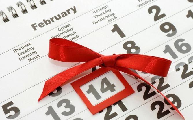 hari valentine jatuh pada tanggal