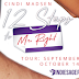 Blog Tour : Excerpt + Giveaway - 12 Steps to Mr. Right by Cindi Madsen